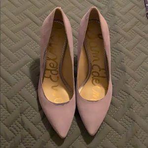 Beautiful lilac Sam Edelman heels